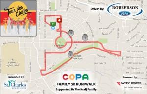 COPAFamily 5K Run