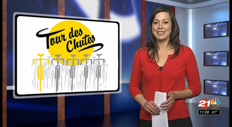 Tour des Chutes kick off party