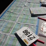1K long registration list and race numbers on top