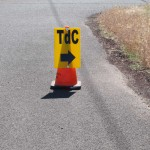 TdC sign